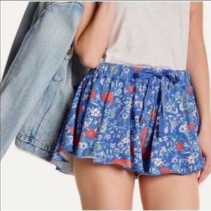 Free People Swing A Go Go Shorts